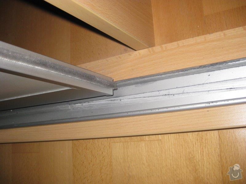 Opravy nábytku - kuchyn, vest. skříň: IMG_4043