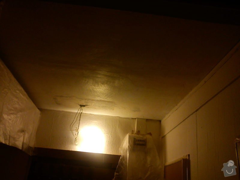 Oprava stropu asi 10m2: DSC00609