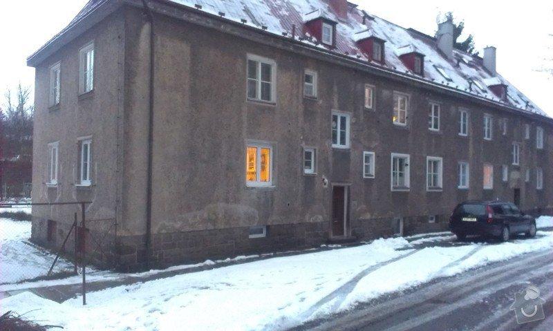 Zateplení bytového domu: IMAG0066