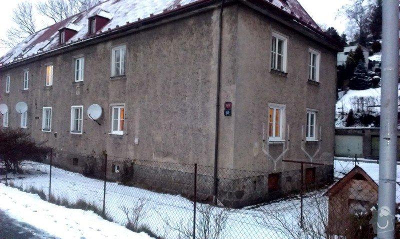 Zateplení bytového domu: IMAG0067-1