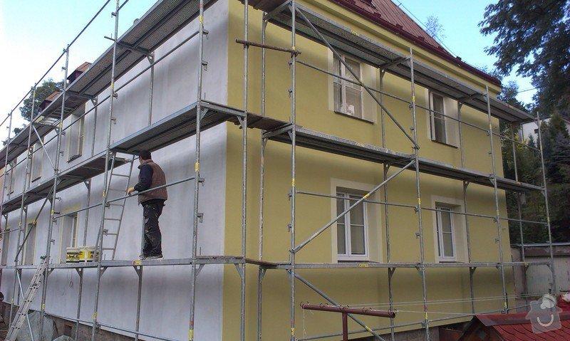 Zateplení bytového domu: IMAG0346