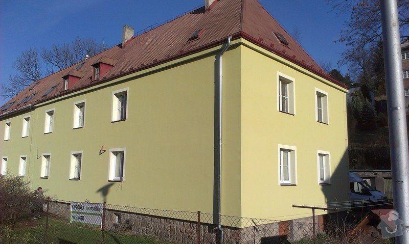 Zateplení bytového domu: IMAG0427