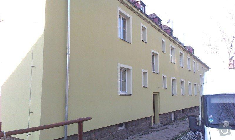 Zateplení bytového domu: IMAG0425