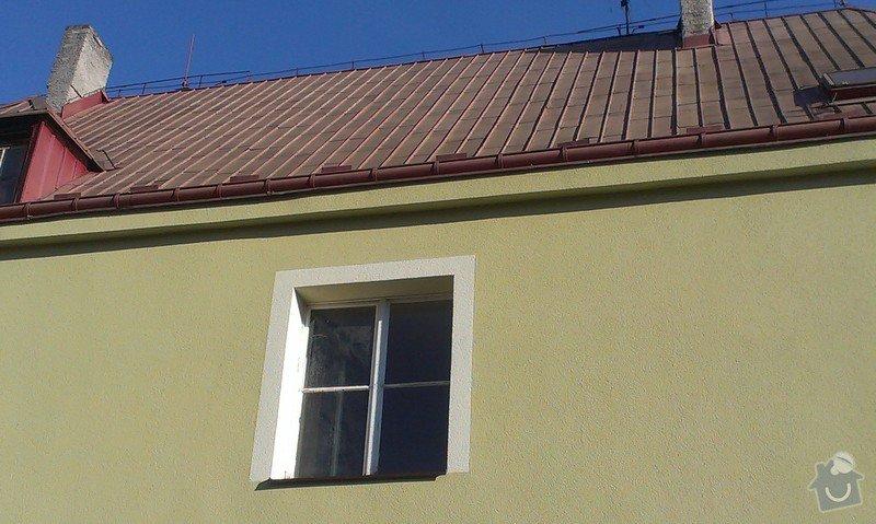 Zateplení bytového domu: IMAG0429