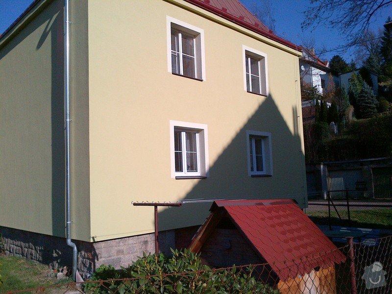 Zateplení bytového domu: IMG-20131031-00019