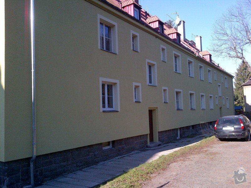 Zateplení bytového domu: IMG-20131031-00020