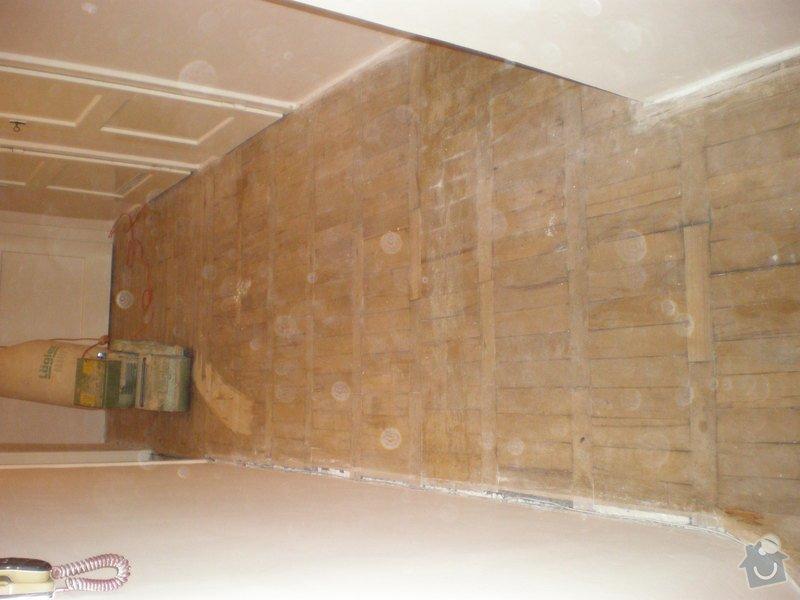 Pokládka laminátové podlahy 10 m2: Snimek_3800