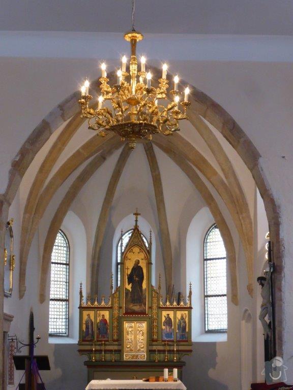 Elektrifikace barokního lustru: P1010674