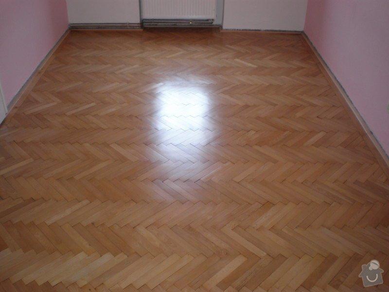Renovace drevenych parket ca 25 m2 + polozeni plovouci podlahy 12m2 : Snimek_3848