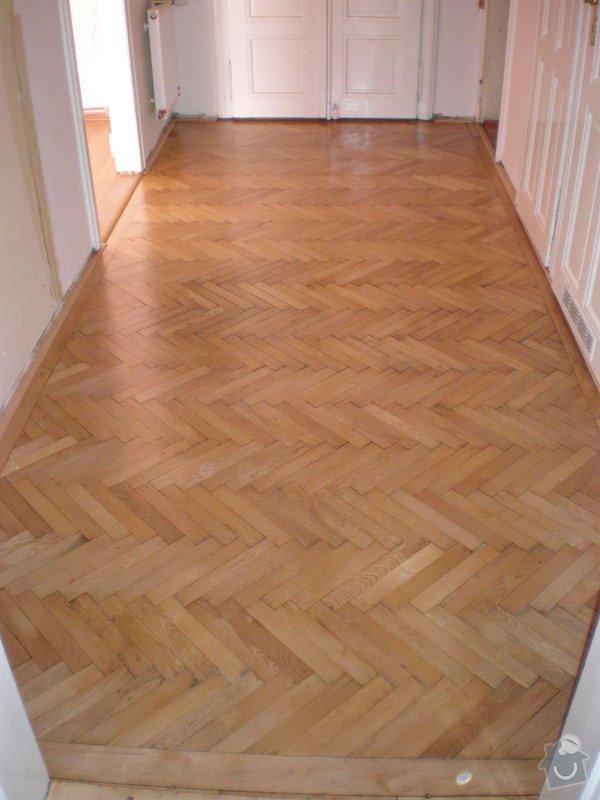 Renovace drevenych parket ca 25 m2 + polozeni plovouci podlahy 12m2 : Snimek_3846
