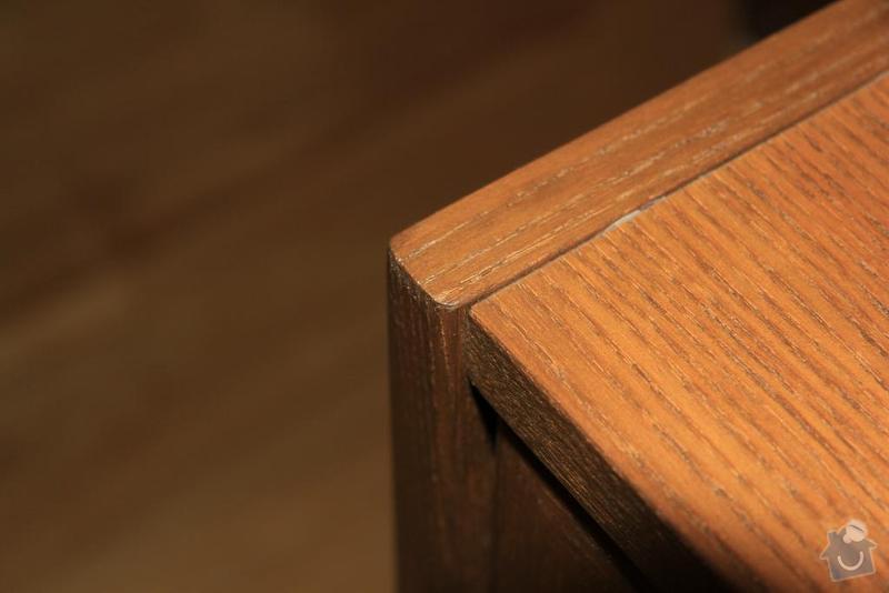 Výroba dvou skříněk na zakázku do stávající stěny podle ostatních skříněk: obr3