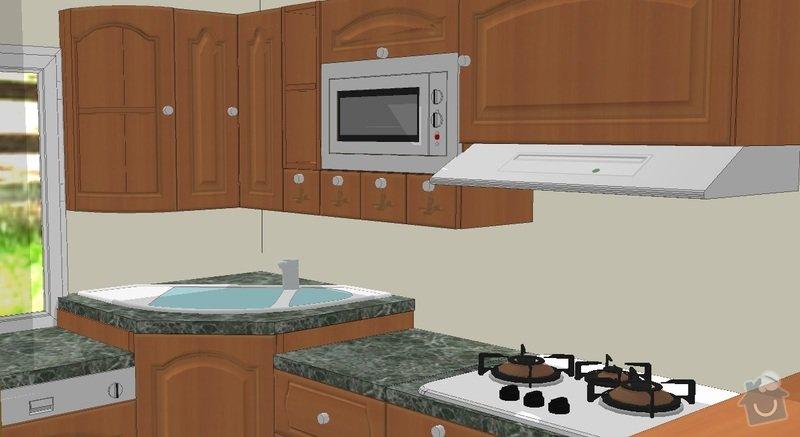 Kuchyňská linka: 9