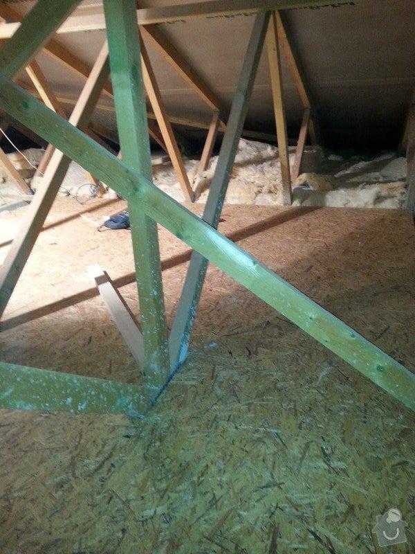 OSB podlaha,SDK příčka,úprava elektro: 20131111_155518