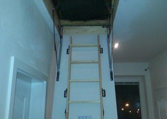 OSB podlaha,SDK příčka,úprava elektro