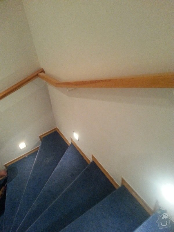 OSB podlaha,SDK příčka,úprava elektro: 20131115_174141