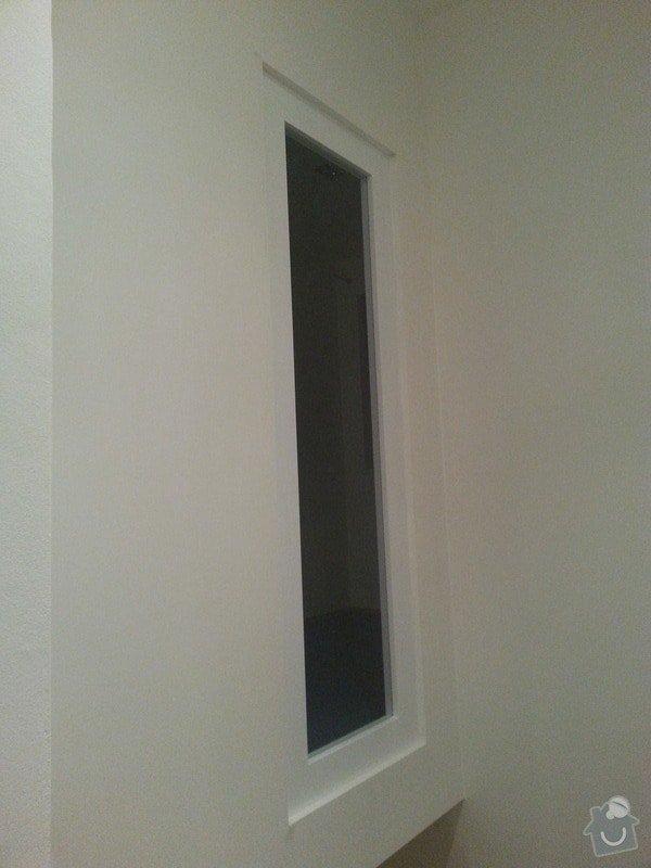 OSB podlaha,SDK příčka,úprava elektro: 20131115_174211