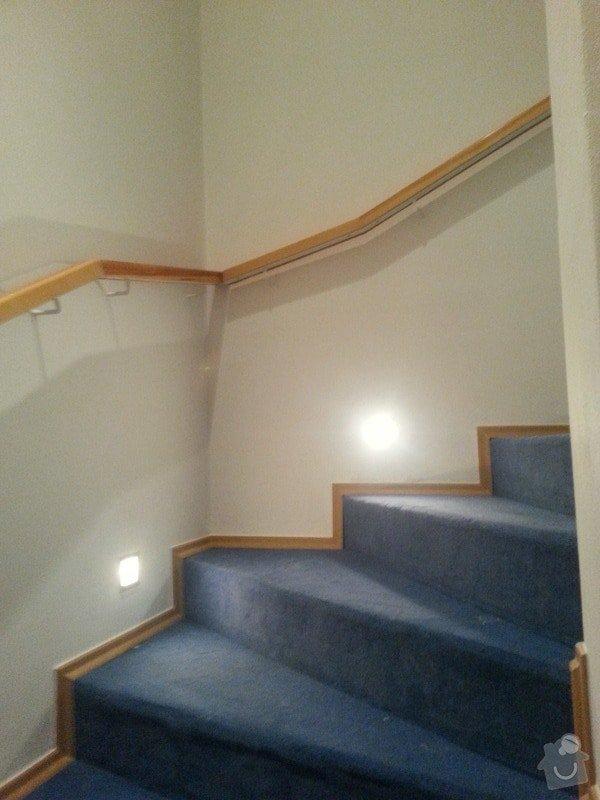 OSB podlaha,SDK příčka,úprava elektro: 20131115_174228