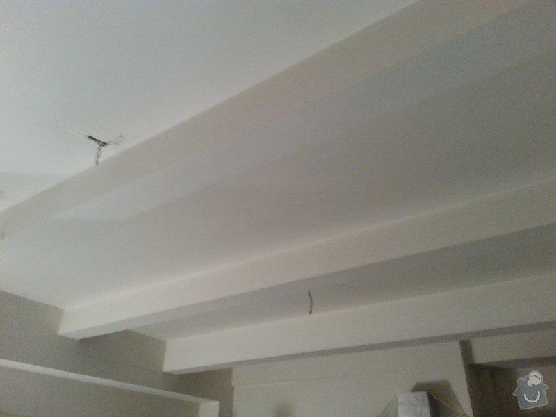 Montáž sádrokartonového podhledu, ca 30 m2: 20131125_091359