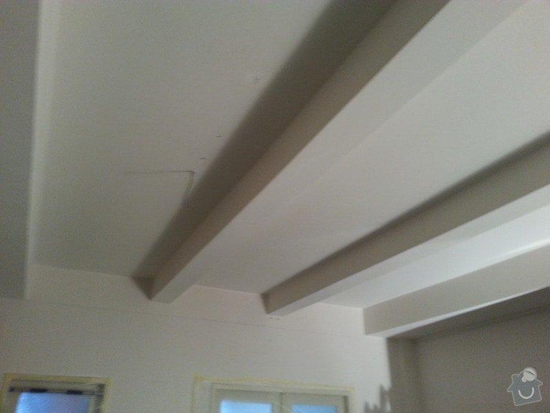 Montáž sádrokartonového podhledu, ca 30 m2: 20131125_091411