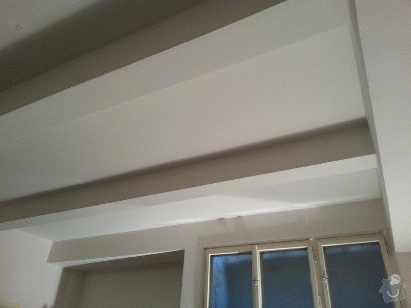 Montáž sádrokartonového podhledu, ca 30 m2: 20131125_091413