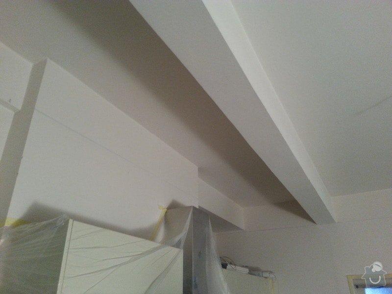 Montáž sádrokartonového podhledu, ca 30 m2: 20131125_091418