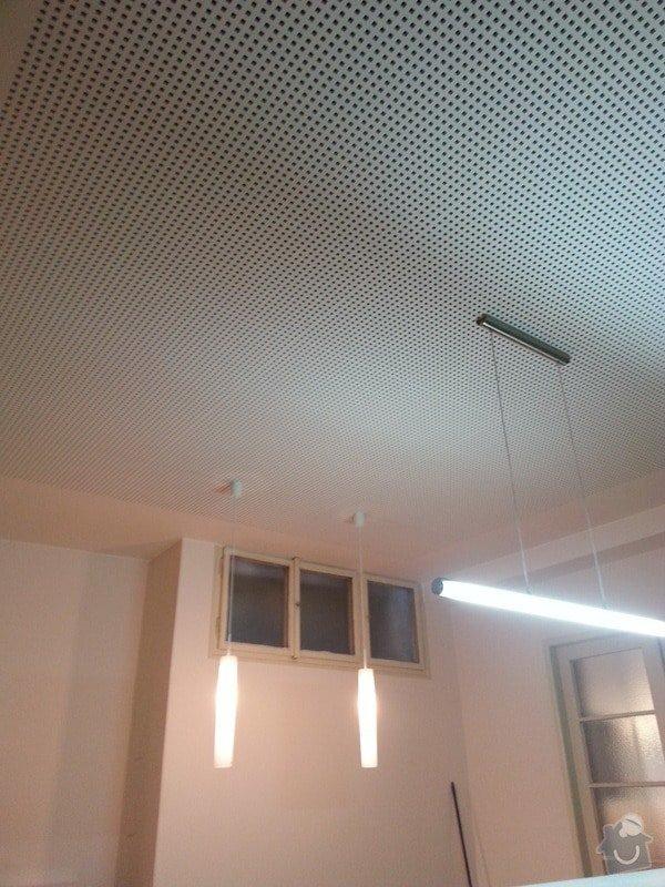 Montáž sádrokartonového podhledu, ca 30 m2: 20131127_142948
