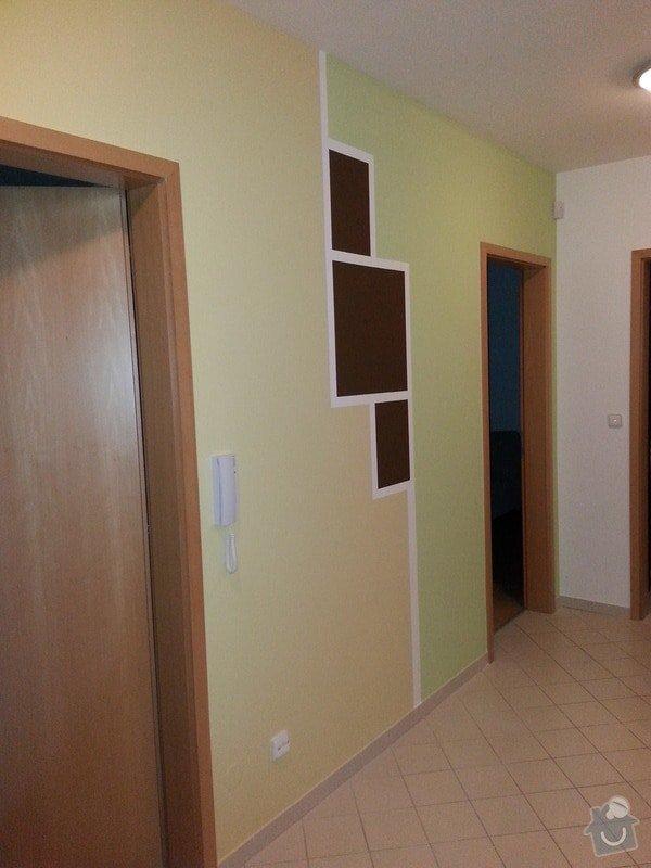 Malirske prace byt 125m2, oprava drevene plovouci podlahy a  zakryti odtahu digestore sadrokartonovym kastlikem: 20131122_170835