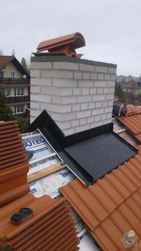 Zhotovení střechy: 2013-11-20-427