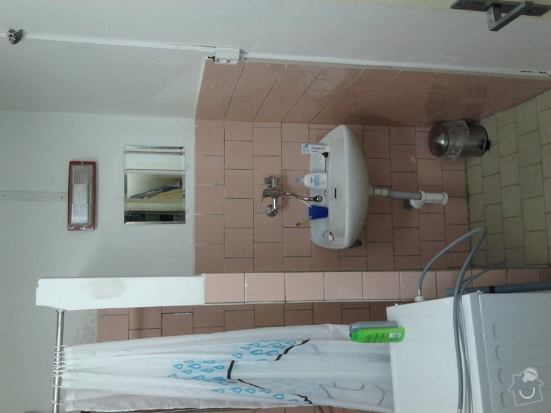 Rekonstrukce koupelny: 20131203_085729