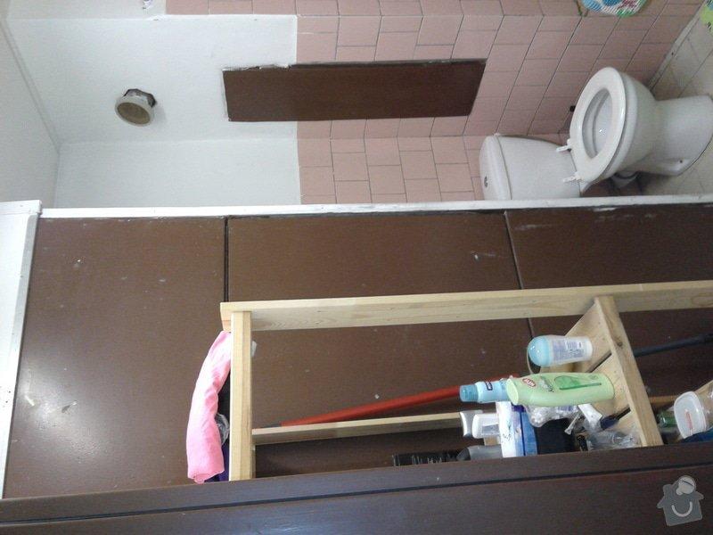 Rekonstrukce koupelny: 20131203_085739