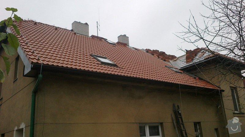 Zhotovení střechy: 2013-11-19-417