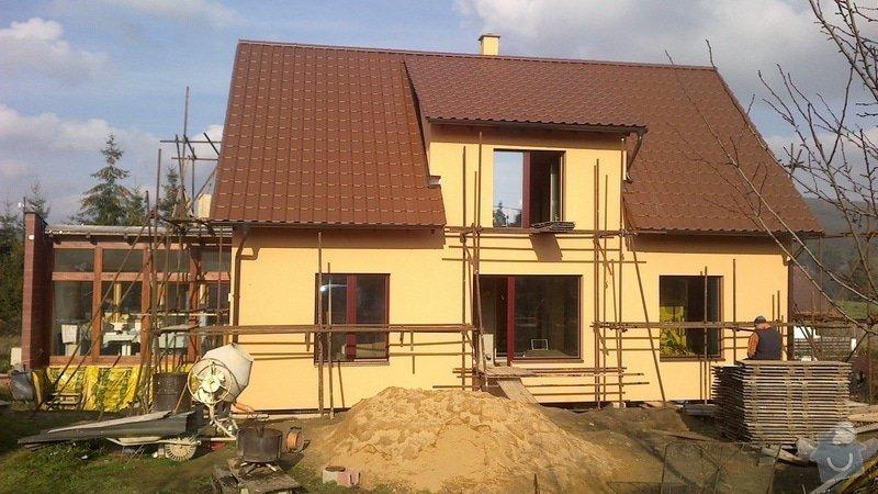 Zhotovení střechy: 2013-11-16-407