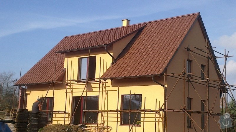 Zhotovení střechy: 2013-11-16-408
