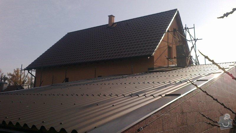 Zhotovení střechy: 2013-11-16-412