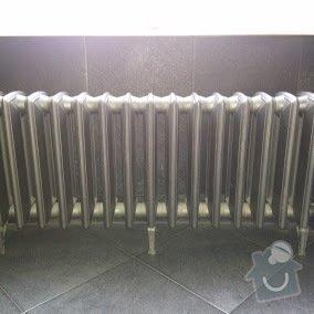 Úprava topného systému-výměna radiatorů: Radiator_litinovy_142x63x22