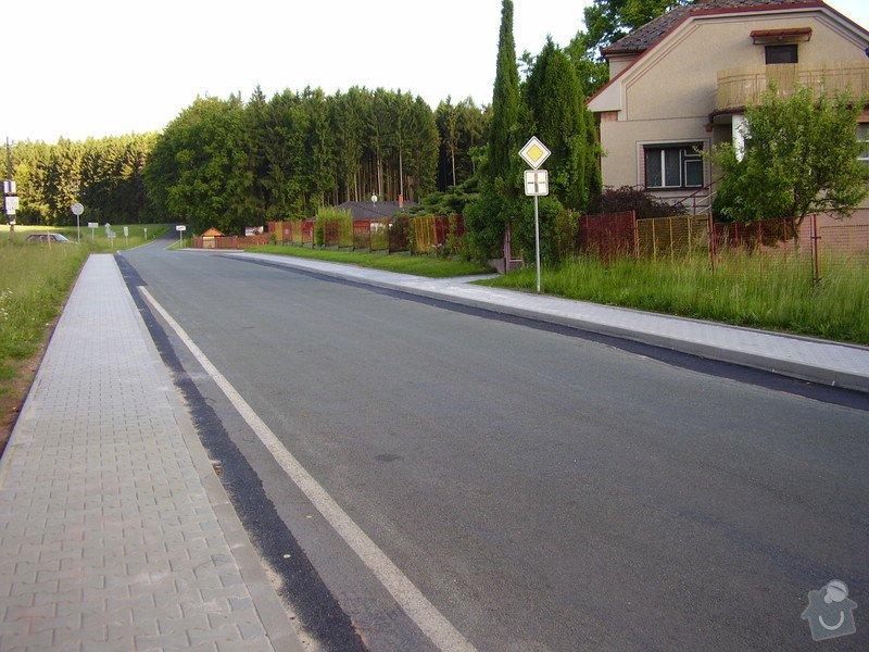 Chodníky obec Zábrodí: P9160135