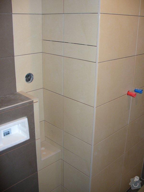 Obložení koupelny - garsonka: Jirava_koup_3