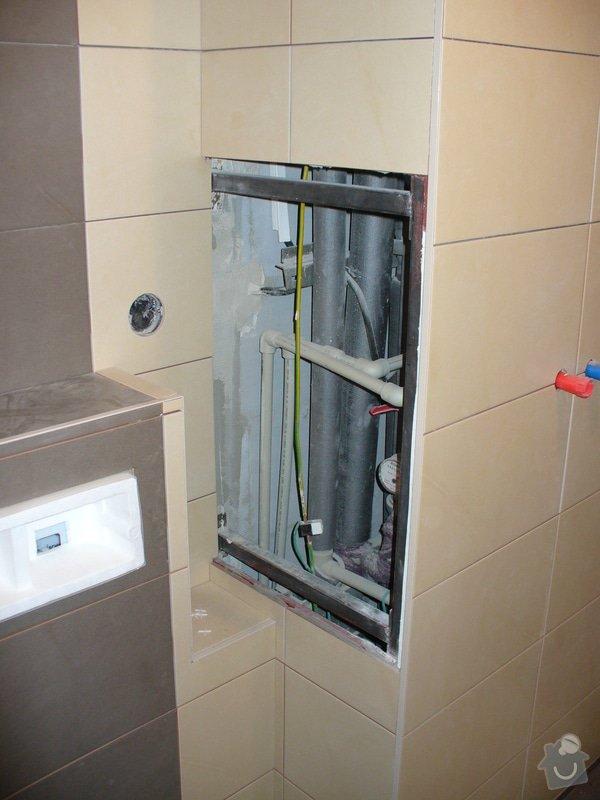 Obložení koupelny - garsonka: Jirava_koup_4