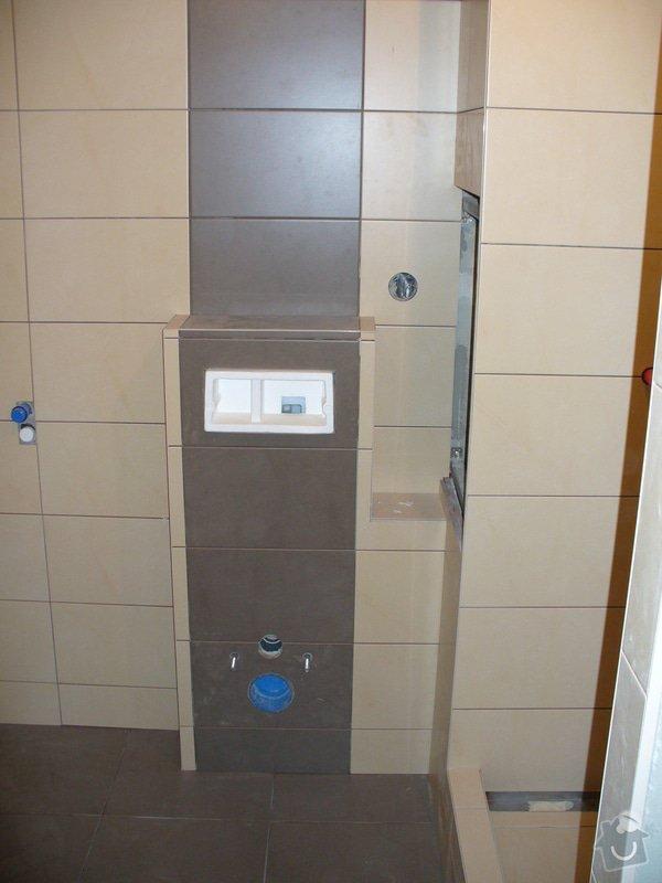 Obložení koupelny - garsonka: Jirava_koup_5