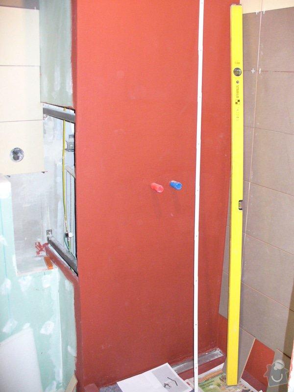 Obložení koupelny - garsonka: Jirava_koup_7