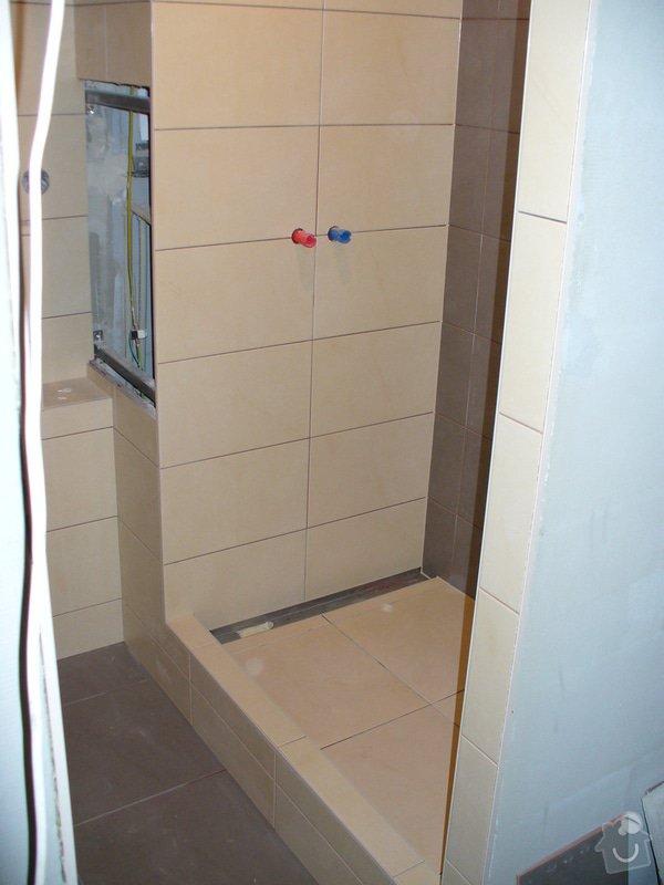 Obložení koupelny - garsonka: Jirava_koup_6