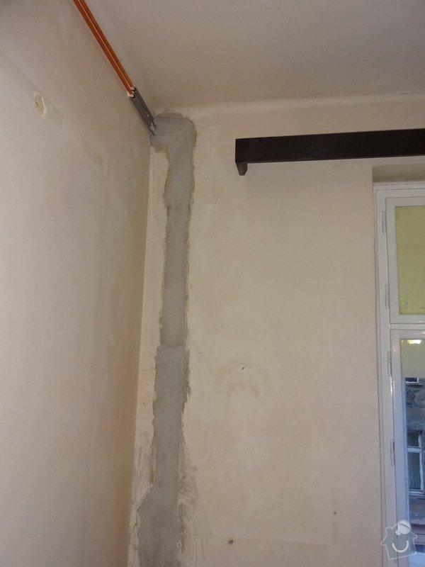 Renovace omítky 1 pokoj- jen zdi cca 50m2: DSC02509
