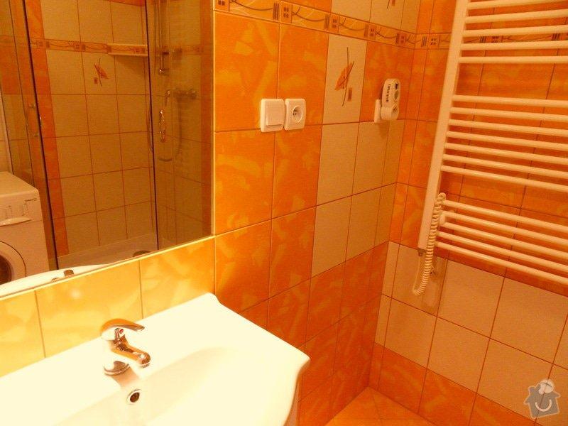 Rekonstrukce koupelny : 011