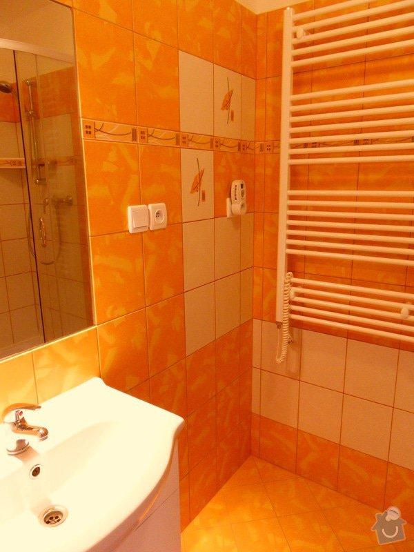 Rekonstrukce koupelny : 010