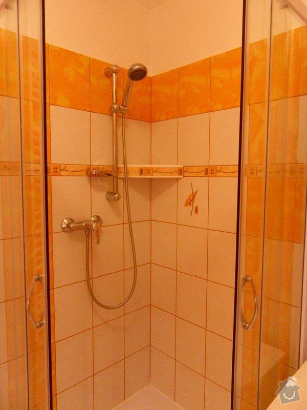 Rekonstrukce koupelny : 090