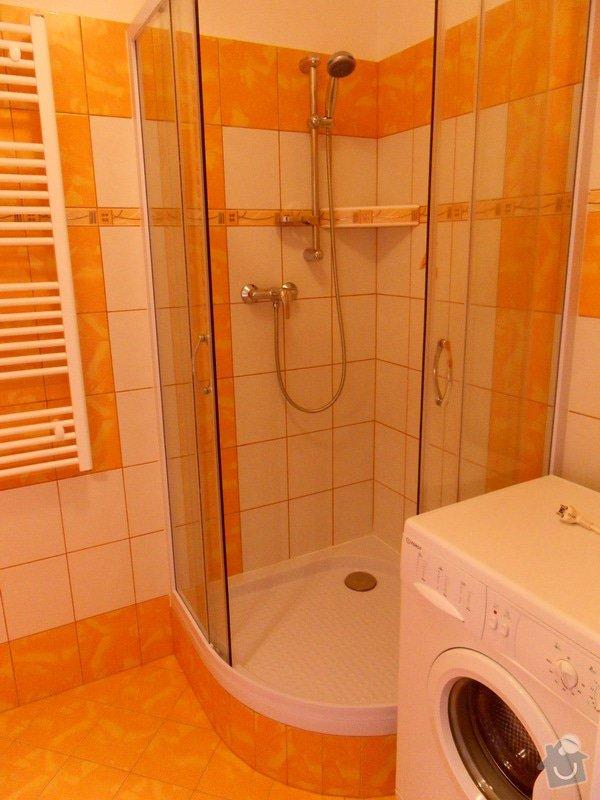 Rekonstrukce koupelny : 091