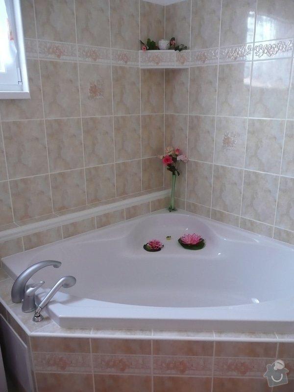 Koupelna v novostavbě  v Hradci Králové : 2