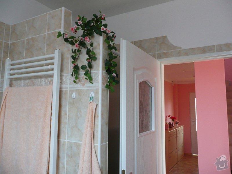 Koupelna v novostavbě  v Hradci Králové : 4