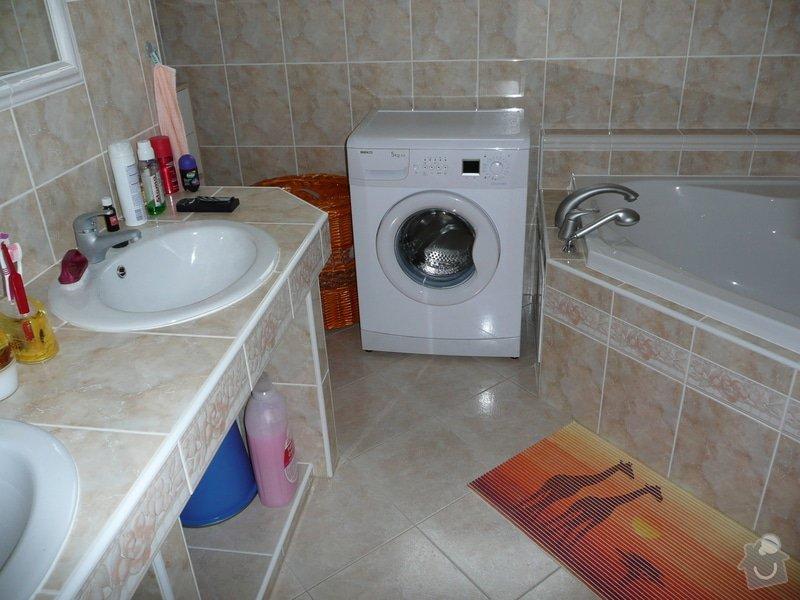 Koupelna v novostavbě  v Hradci Králové : 9