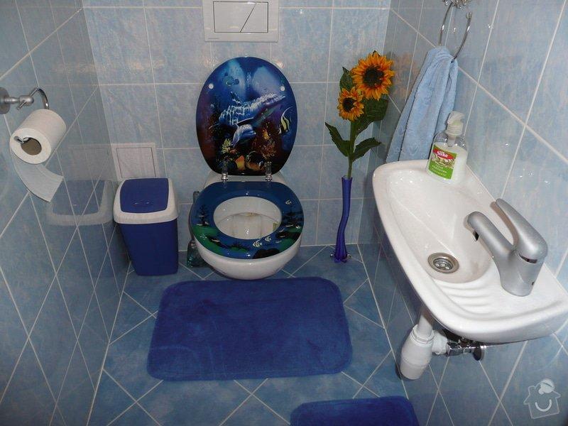 Koupelna v novostavbě  v Hradci Králové : 14